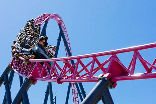 On Ride Features